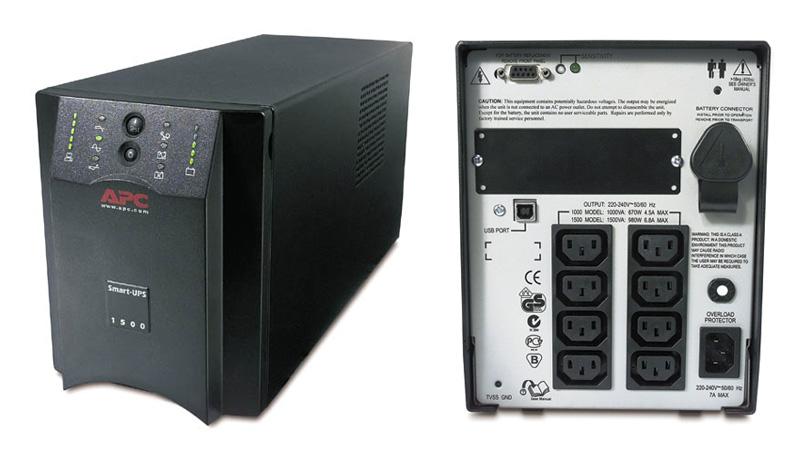 2012 hyper v server connected to a apc smartups 1500. Black Bedroom Furniture Sets. Home Design Ideas